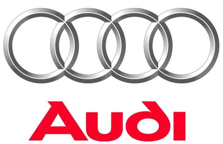 Brief description of audi logo model