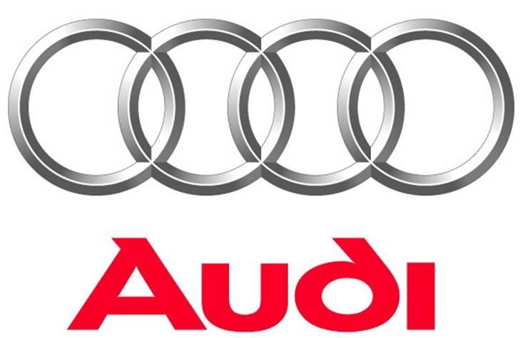 Brief description of audi logo model