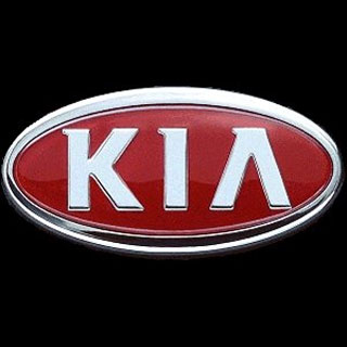 Kia logo image is in the picture