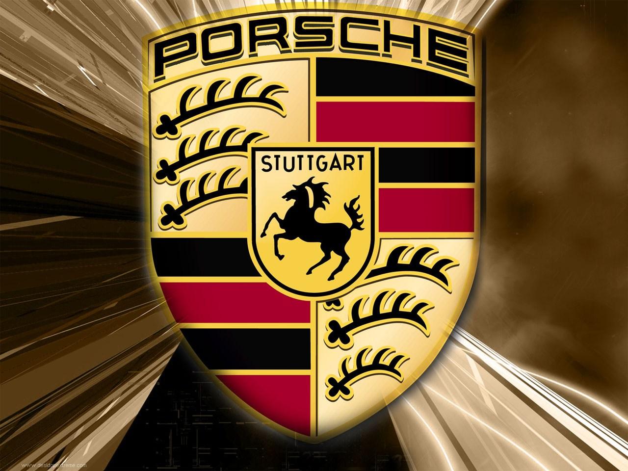 Porsche logo image