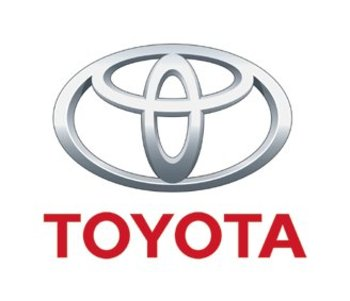 Toyota logo is used as a symbol of the toyota company