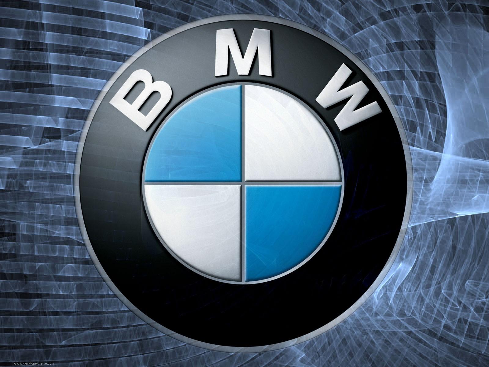 One model of bmw logo