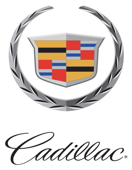 American cadillac logos and emblems