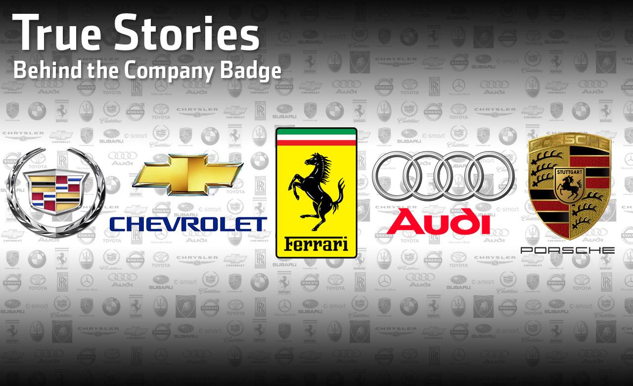 Ellegant tipes car company logos