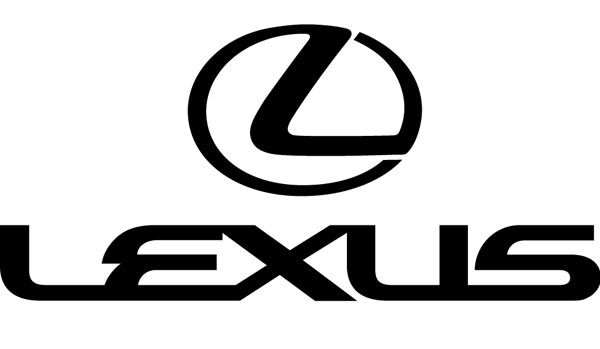 Symbol and Lexus logo brand