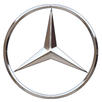mercedes logo, car brands, car logos