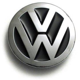 a circular volkswagen logo model