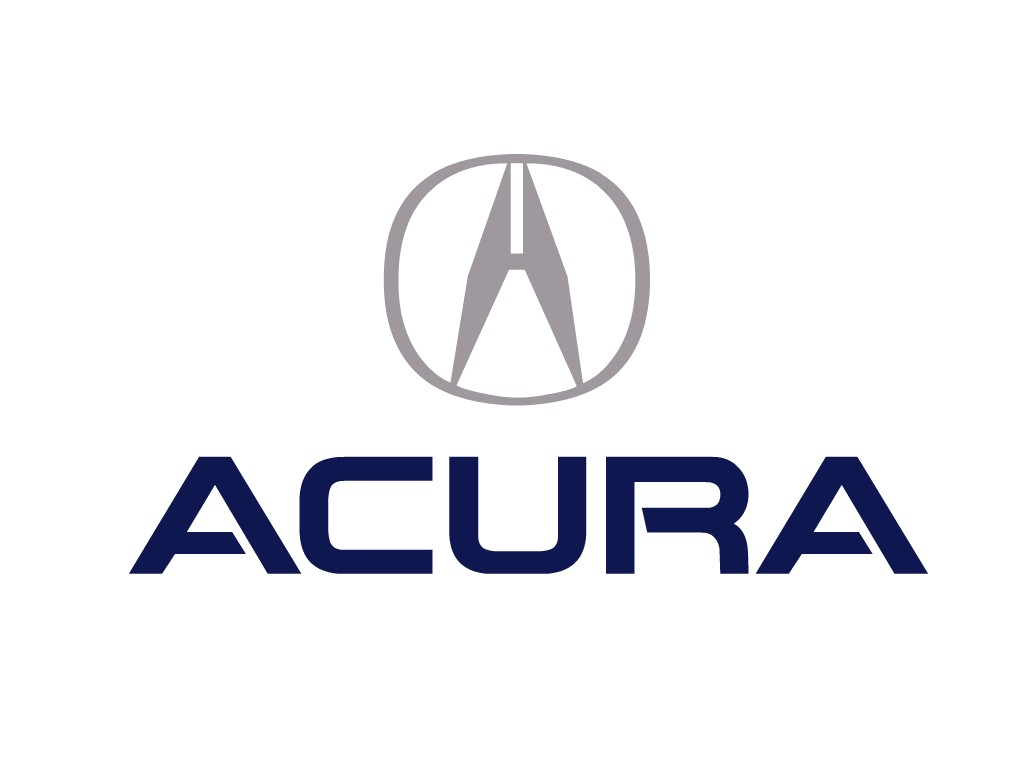 Acura logo and short history