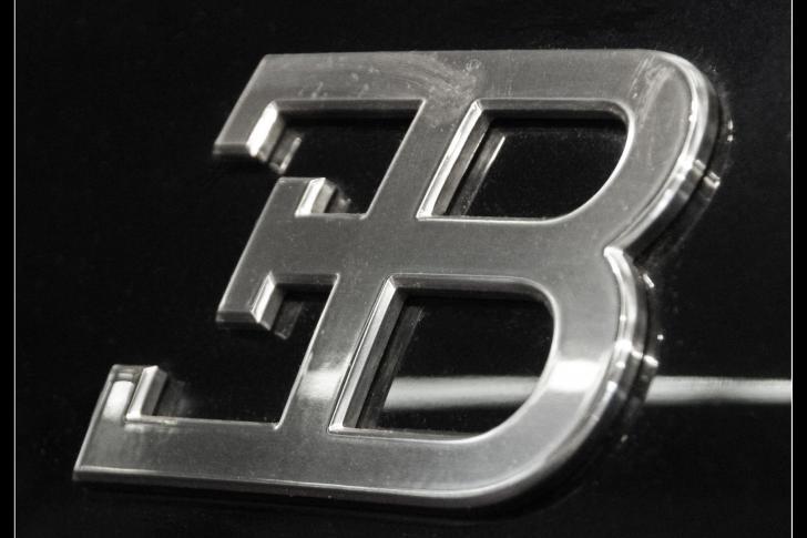 Bugatti logo company