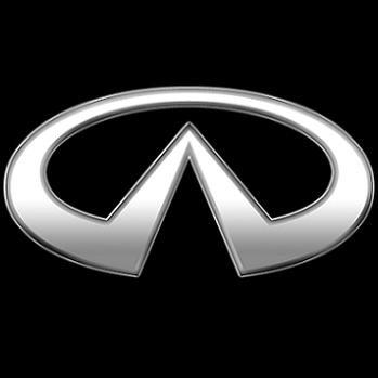 Japanese autocompany Infiniti logo