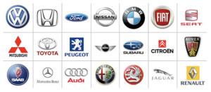 car producers logo