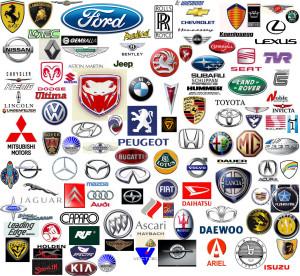 various car logo