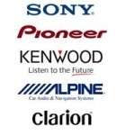 car audio logo